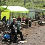 At Khorgo volcano