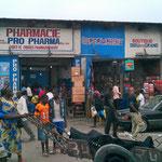 Bustling Kinshasa