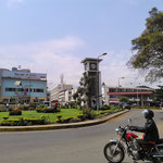 After a very long bus ride we reached the town of Arusha in Tanzania the next day