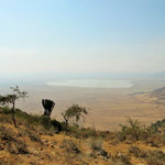 we proudly present: the mighty Ngorongoro crater