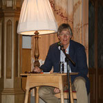 "Mag. Martin Sailer las Texte zum Thema ""Liebes Leid & Liebes Freud"""
