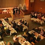 Gestaltung der Weihnachtsfeier des LKH Bad Ischl