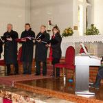 """Beim """"Halleluja"""" von Leonhard Cohen singt auch der Moderator mit"""
