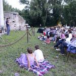 PRESENZATIONE DELLO SPETTACOLO DI LAURA KIBEL AL LAZZARETTO DI VERONA