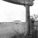 Palazzina e ingresso originale della Lazzaretto