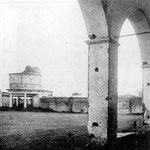 Struttura porticati celle ad archi e tempio con cupola in muratura 1930 c.a.