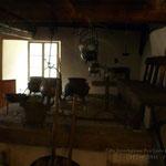 Focolare della cucina castello di Thun (Tn)