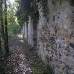 Ingresso delle celle in muratura 2013