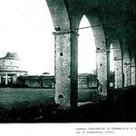 Struttura porticati celle ad archi 1930 c.a.