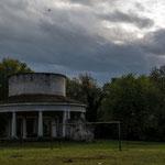 Tempio sorvolato dal Drone
