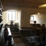 Cucina del castello di Thun (Tn)