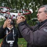 Regolazioni del Drone