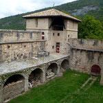 Torretta del castello di Thun (Tn)