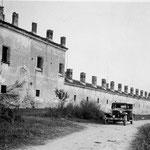Esterno del Lazzaretto 1920 c.a.
