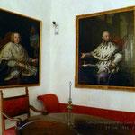 Interno del castello di Thun (Tn)