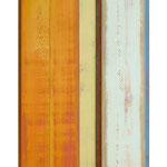 Klare Ausrichtung I, 180x90 cm, Öl auf Leinwand und MDF, 2013