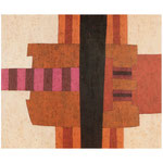 Massimo, 100x120 cm, Acryl,Papier,Leinwand, 1999