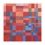 Bauhaus, 80x80 cm, Acryl,Papier,Leinwand, 2005