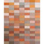Bunt sind schon die Felder, 120x80 cm, Acryl,Papier,Leinwand, 2011