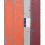 Glaubhafte Handlung I, 100x80 cm, Öl auf Leinwand und MDF, 2013