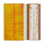 In guter Erinnerung II, 80x80 cm, Öl auf Nessel und MDF, 2010