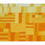 Sinfonie, 100x120 cm, Acryl,Papier,Leinwand, 2002