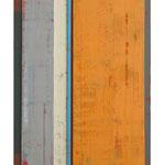 Deutliche Veränderung I, 120x86 cm, Öl auf Leinwand und MDF, 2013