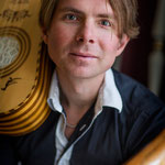 Fredrik Bock, luta och barockgitarr