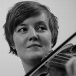 Sophia Larsdotter, violin