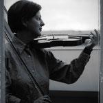 Eva Lindal, violin