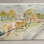 Landschaft, 2002, 30 x 24 cm, 80,00 €