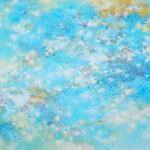 ひかりのけしき-19-2 油彩、キャンバス F8