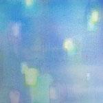 skylight-7 ガッシュ、紙 15.8×22.7cm 2016