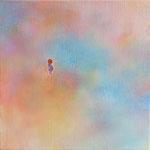 いろのはら-2  18×18cm 油彩、キャンバス