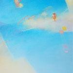 take a walk-2    41×31.8cm アクリル・キャンバス