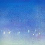 skylight-6 ガッシュ、紙 15.8×22.7cm 2016