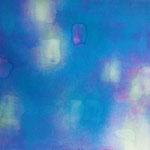 skylight-1 ガッシュ、紙 15.8×22.7cm 2016