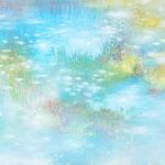 ひかりのけしき -2 P8 油彩、アクリル、キャンバス