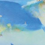 水辺のかたち 12-10 アクリル・油彩・キャンバス 162×194cm 2012(FACE2013損保ジャパン美術賞 入選)