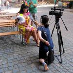 Interview mit der AZ (einsehbar bei den Presseartikeln meiner Homepage)