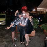 Mit Celine Bouvier