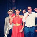 mit dem Mainzer Oberbürgermeister Michael Ebling /Bild: We love MZ (Facebook)