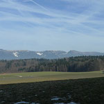Blick zum Grenchenberg