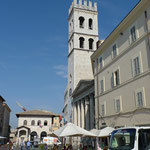 Blick auf Chiesa di Santa Maria sopra Minerva