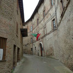 Gasse in Panicale