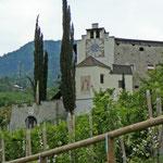 Schloss Braunsberg, das unserem Hotel den Namen gab