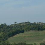 Umgebung von San Giovanni d'Asso
