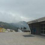 Bergstation auf dem Monte Baldo