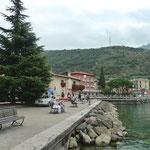 Am Hafen von Torbole