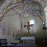 In der Kirche Michele Arcangelo